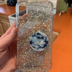 case-mate Other - iPhone XR sparkle phone case